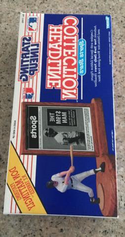 1991 Don Mattingly New York Yankees Headline Collection Star