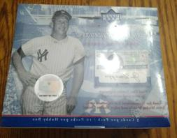2003 Upper Deck New York Yankees Signature Series box 10 Aut