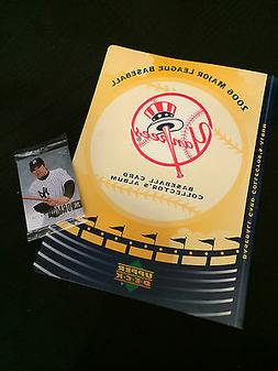 2006 New York Yankees Collector's Album & Baseball Cards - N