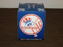 2012 SPORTS  MLB NEW YORK YANKEES BASEBALL SOUVENIR  FACIAL