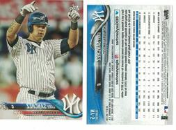 2018 Topps Retail Team Set Parallel #NY-5 Gary Sanchez New Y
