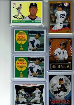 2020 Archives Baseball New York Yankees Team Set  Base Cards