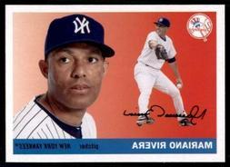 2020 Archives Base #10 Mariano Rivera - New York Yankees