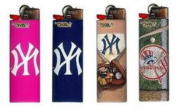 New BIC New York Yankees Lighters 2019 Designs MLB Officiall