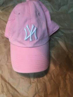 New York Yankees '47 Women's BaseBall Adjustable Pink Ha