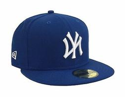 New Era 59Fifty MLB Basic Cap New York Yankees Men Light Roy