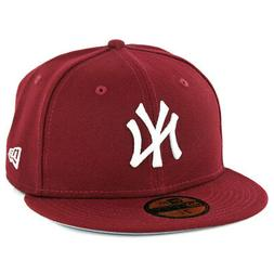 New Era 59Fifty New York Yankees Fitted Hat  Men's MLB Burgu