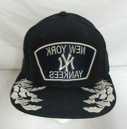 New Era 59Fifty New York Yankees Men Size 7 3/8 or 7 1/4 Bas