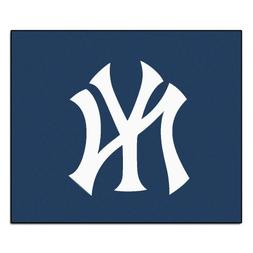 Fanmats 6343 MLB New York Yankees Nylon Tailgater Rug