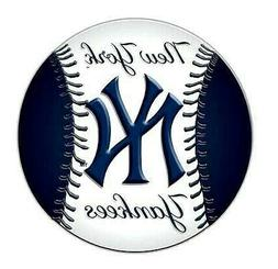 8 die cut magnet new york yankees