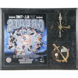 All Time Greats New York Yankees Clock  Stud