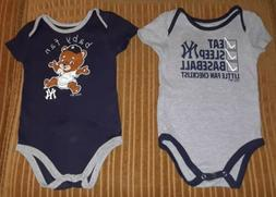 baby infant new york yankees nyy one