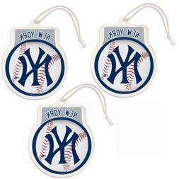 Brand New MLB New York Yankees Classic Logo Gel Air Freshene