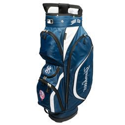 BRAND NEW Team Golf MLB New York Yankees Clubhouse Cart Bag