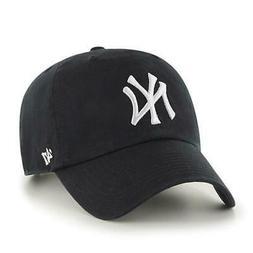 47 Brand New York Yankees Mens Cap Black