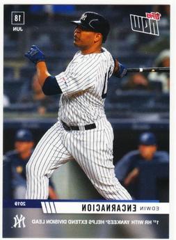Edwin Encarnaion 1st Yankees Home Run vs Rays 6.18.19 2019 T
