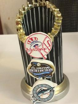 NEW YORK YANKEES FLORIDA MARLINS 2003 World Series Replica T