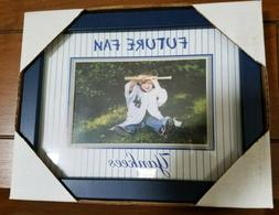"""NEW YORK YANKEES """"FUTURE FAN"""" MLB PICTURE FRAME NEW"""