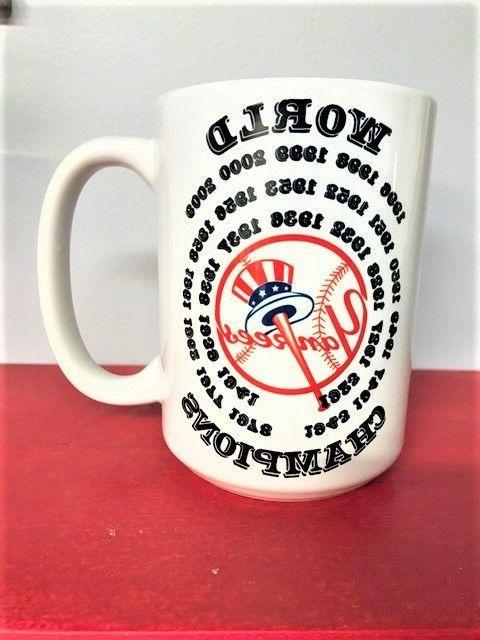 15 oz ceramic coffee mug world series