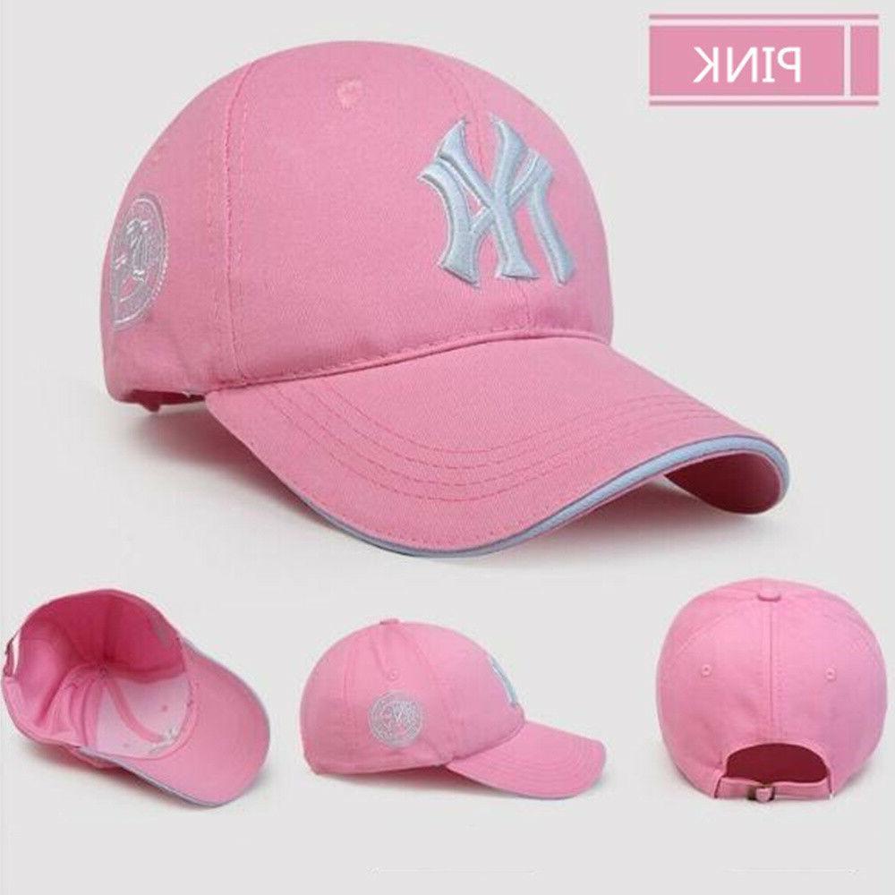 Baseball Yankees Cap NY Hat Hip-Hop Women Mens Unisex