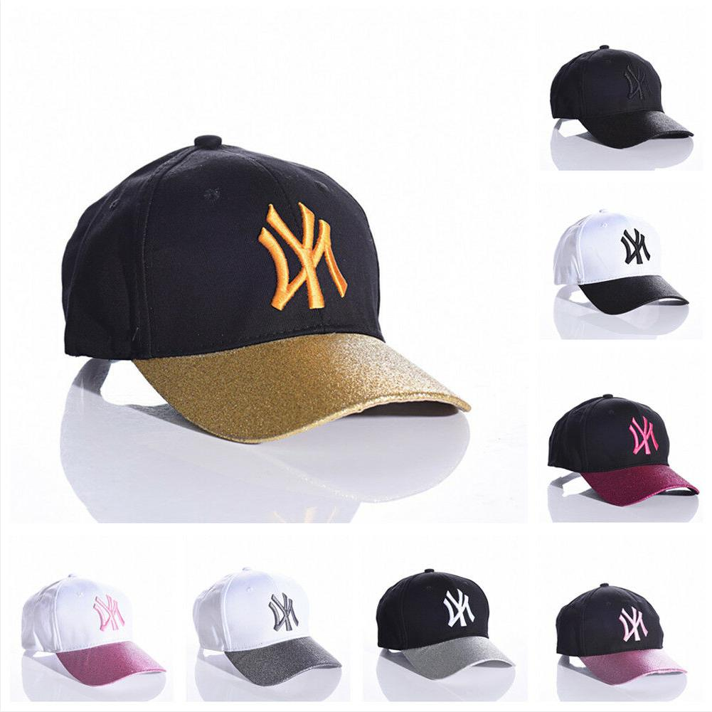 Baseball Yankees Cap NY Hat Hip-Hop Unisex