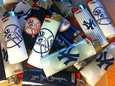 Bic Full Size Lighters, MLB - New York Yankees,