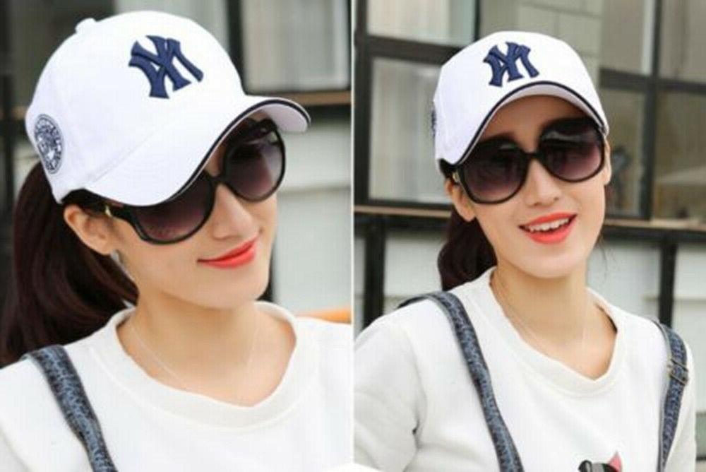 Classic Mens Womens Baseball NY Insignia Hat