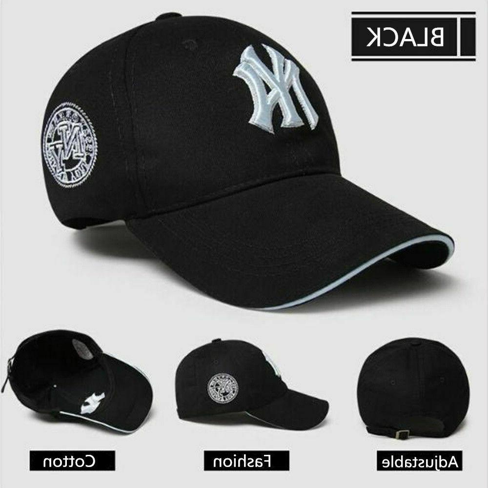 Classic York Mens Baseball NY Cotton Hat