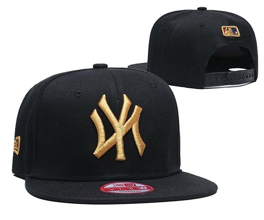 Classic New Yankees Mens Womens Cap NY Insignia Cotton Visor Hat