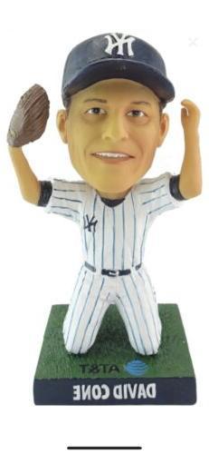 DAVID CONE BOBBLEHEAD SGA 7/18/2019 FIGURE New York Yankees