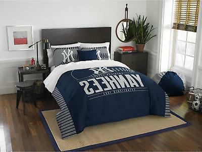 Full/Queen York Bed Bedding Microfiber
