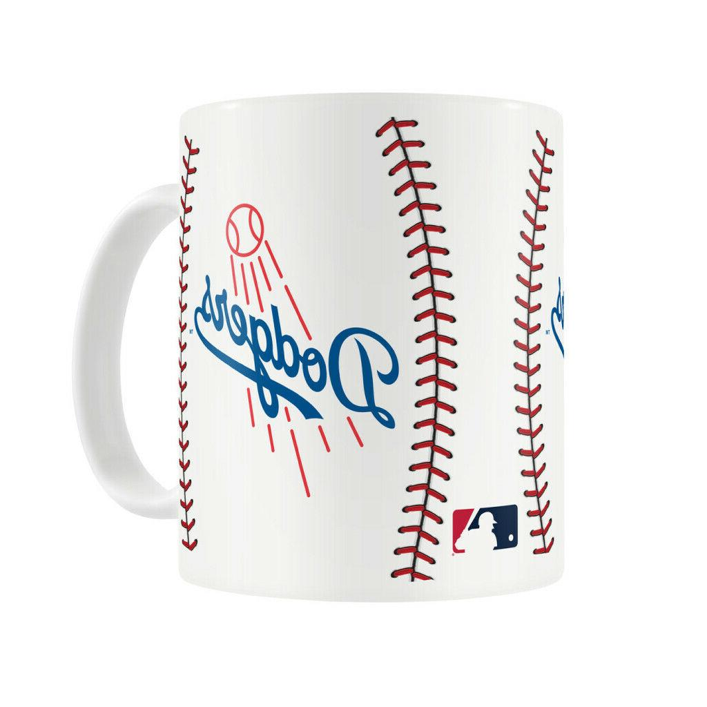 los angeles dodgers la coffee mug 15oz