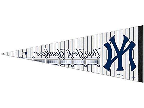 "MLB 85741012 New York Yankees Premium Pennant, 12"" X 30"""