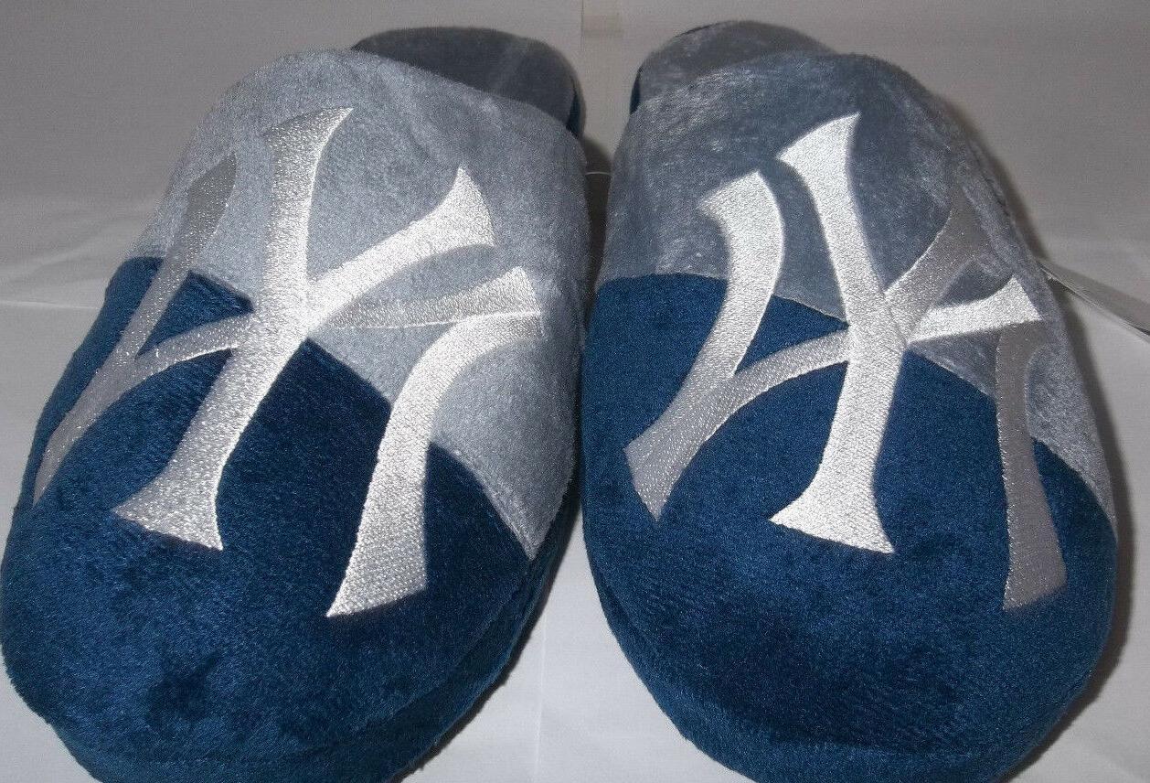 mlb forever slippers slide on adult mens