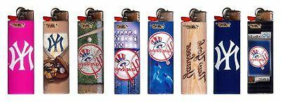 BIC Yankees Set 8 Brand New Designs