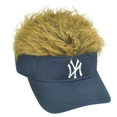 New Yankees Visor Adjustable Fan Hat