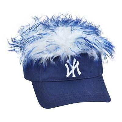 New Yankees Faux Visor Hat