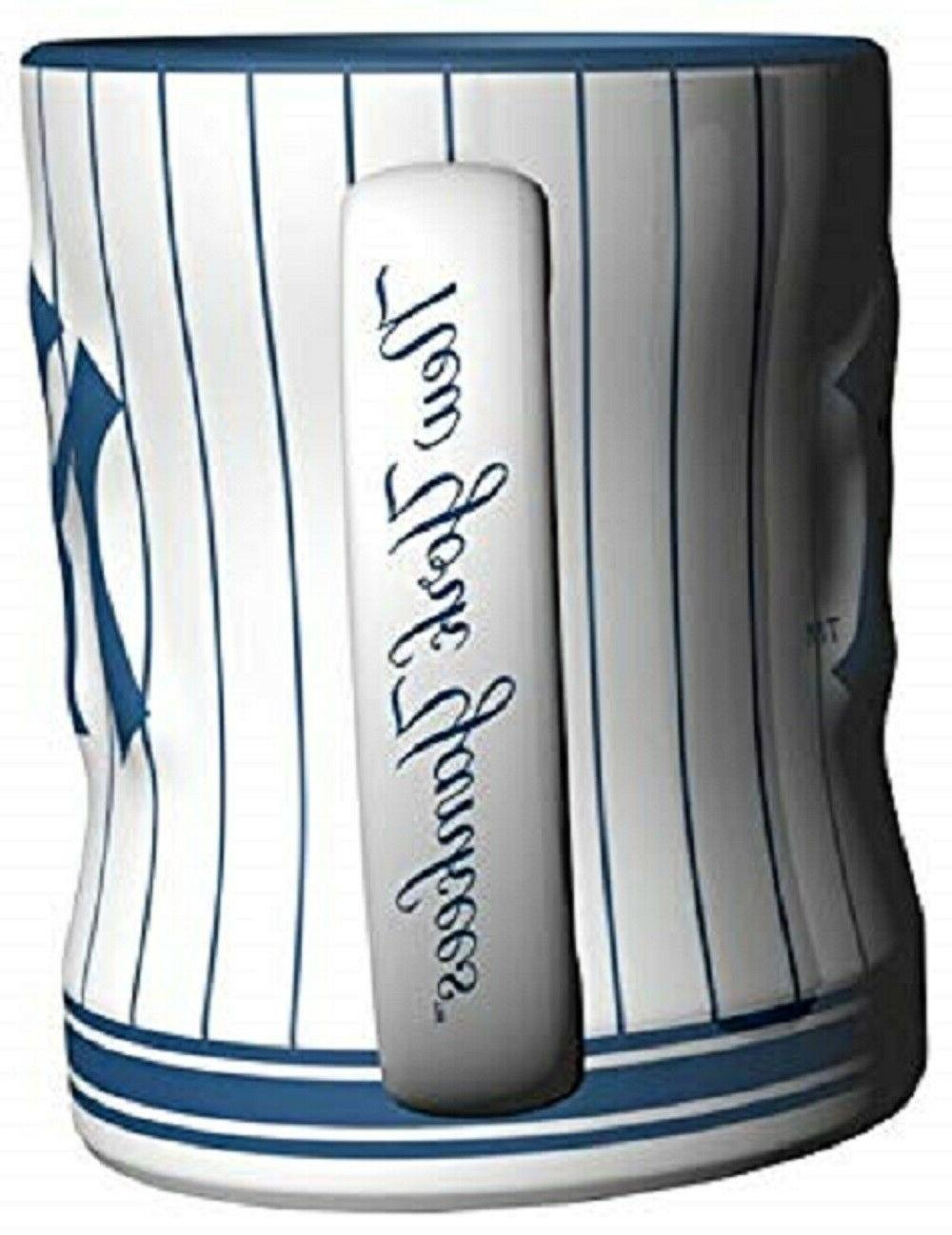 oz MLB Sculpted Relief Pinstripe -