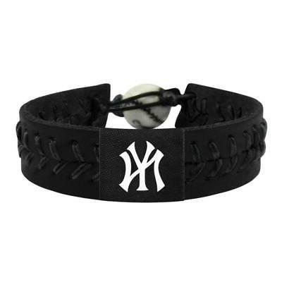 new york yankees bracelet team color baseball