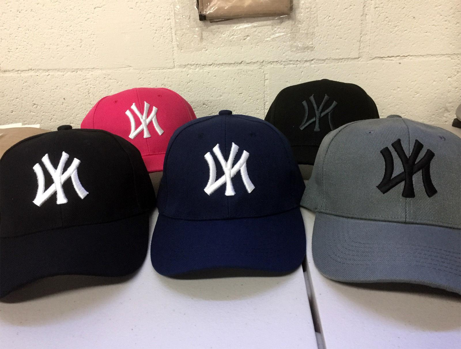 new york yankees cap hat embroidered ny