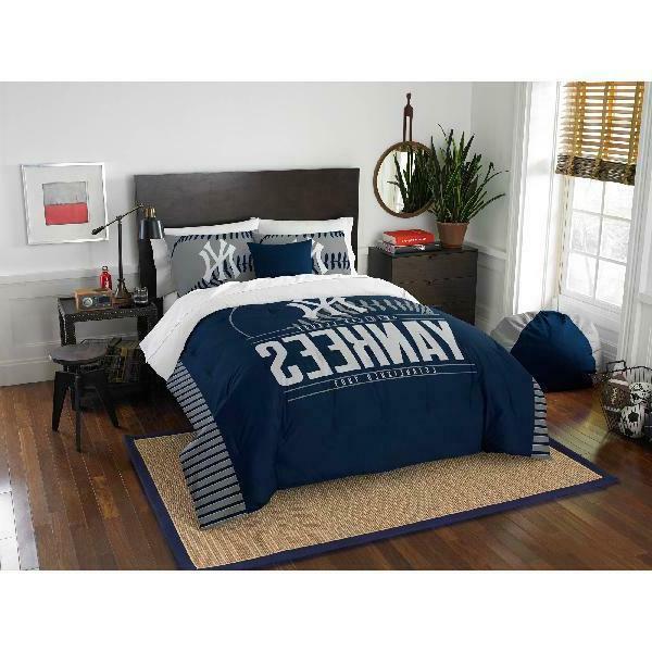 new york yankees grand slam bedding comforter