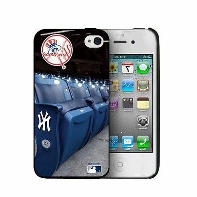 new york yankees iphone 4 4s hard