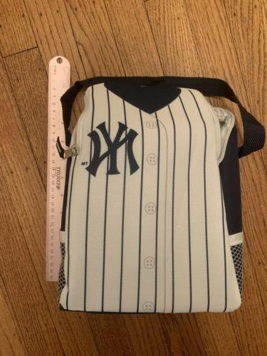 new york yankees kids lunchbox never used