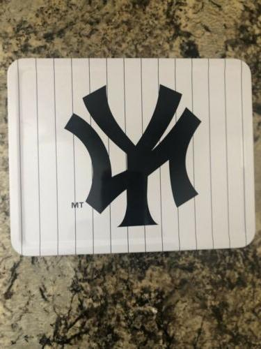 New York baseball City Lunch Box stubs