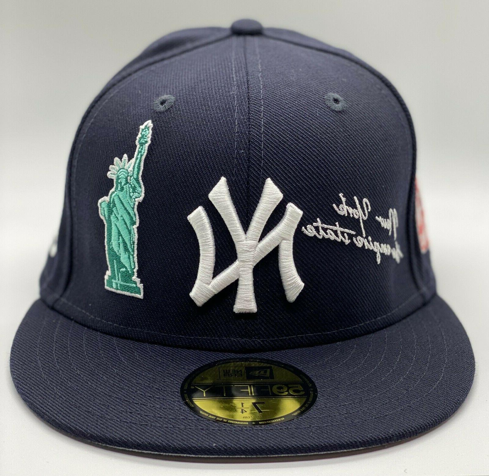 "New Yankees Era QT ""ICON"" 59Fifty Under Visor"