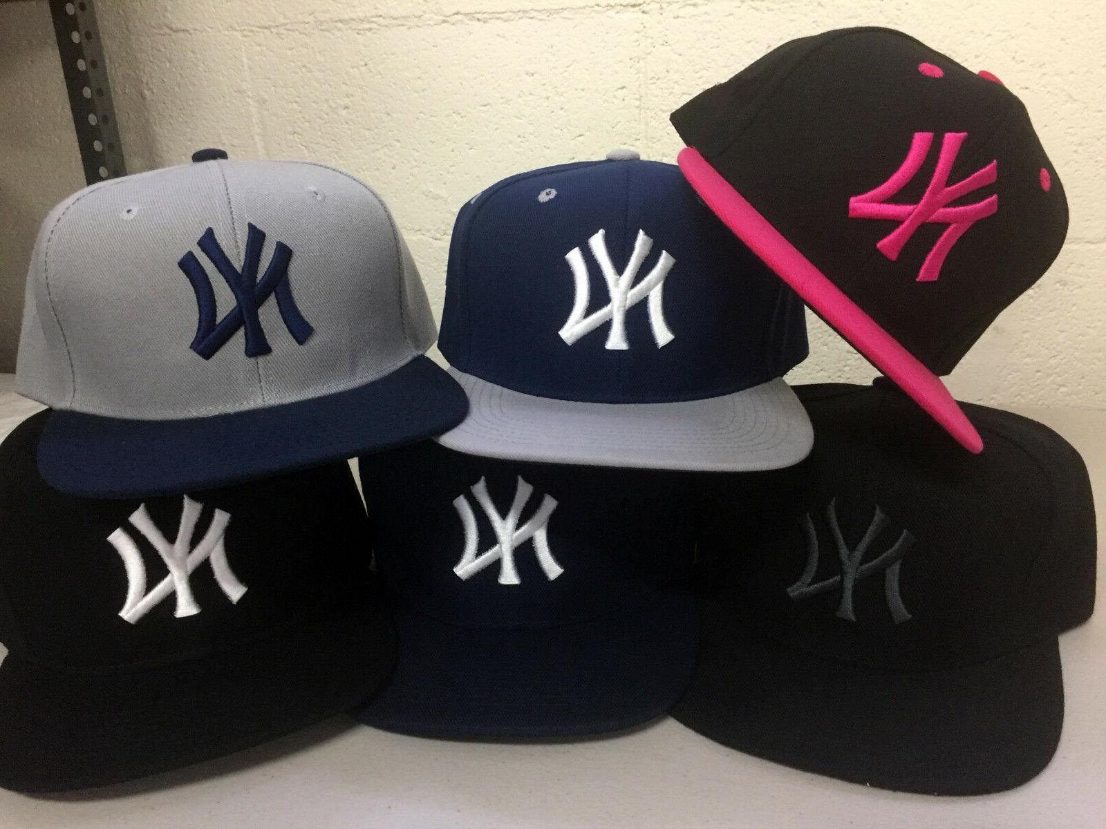new york yankees snap back cap hat