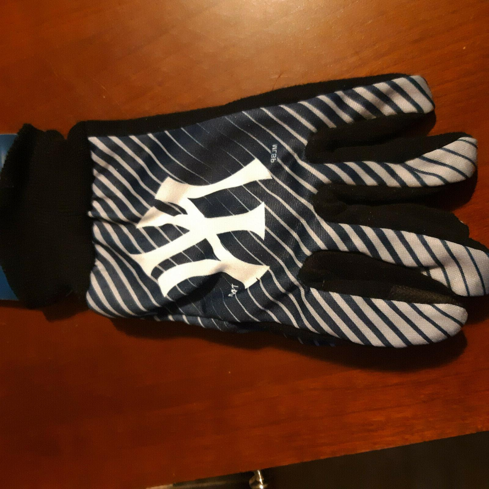new york yankees texting gloves free shipping