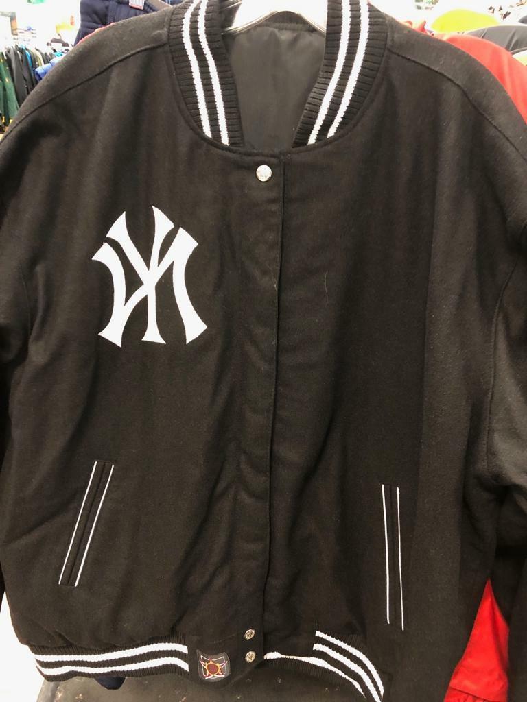 New Yankees Jacket Coat JH Mens