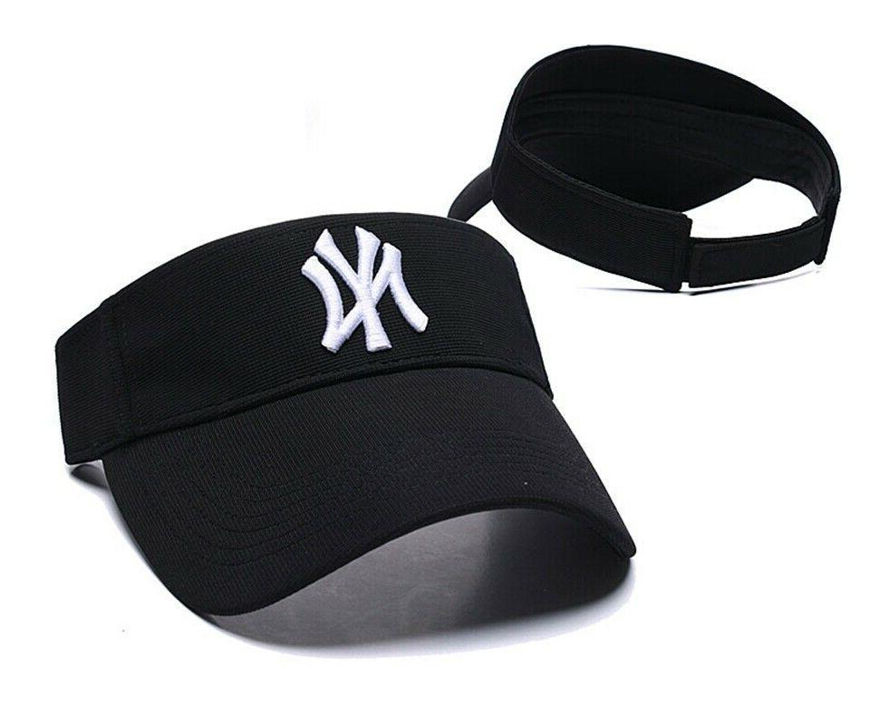 new york yankees visor cap hat adjustable