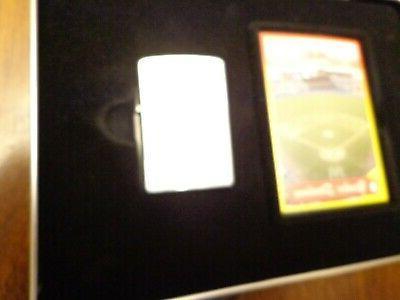 STADIUM LIMITED ZIPPO LIGHTER 1292/3000